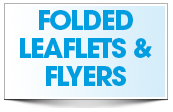 Folded Leaflets & Flyers printing in London